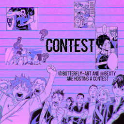 contest butterfly bexty giveaway manga anime contestinhonorof500 complexedit naruto haikyuu aesthetic cute deathnote nichememe edit replay prizes coolcontest