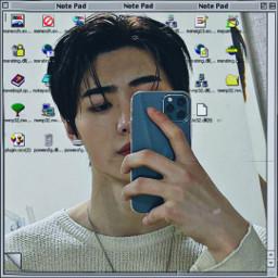 enhypen enhypenedit kpopedit sunghoon sunghoonenhypen cybercore freetoedit srcwindowsscreen windowsscreen