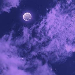 freetoedit sky heaven clouds moon stars night glitter purple purpleaesthetic vaporwave aesthetic aestheticedit galaxy aestheticwallpaper aestheticsky light aesthetictumblr indie background gacha beautiful inspiration remixit