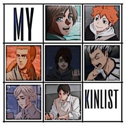 kinlist fyp random icons anime bokuto freetoedit