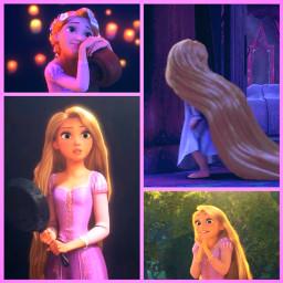 rapunzel tangled disney disneyprincess princess blonde grid longhair