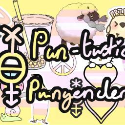 pangender pride pridemonth freetoedit