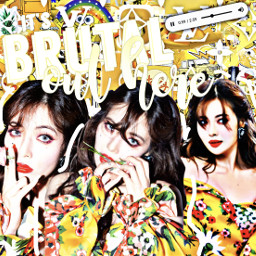 soloistcontest hyuna pnation kimhyuna hyunakim edawn dawn flowershower kpop kpopgirl kpopsolo kpopsoloist yellow floral complex yellowcomplex complexyellow