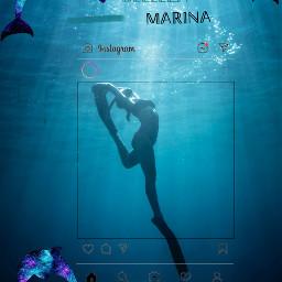 bellezamarina marine blue azul survey freetoedit ircunderwaterbeauty underwaterbeauty