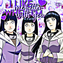 hinata hinatahyuga hinatanaruto naruto narutohinata narutohinatahyuga anime purple complex