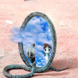 myedit myownedit freetoedit picsart sara_asri sky cloud clouds bird birds blackbirds blackbird skyclouds cloudsandsky skybackground skybackgrounds skywallpaper snake snakes
