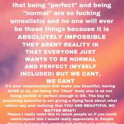 freetoedit sharethis getthispointacross youarebeautiful perfectandnormalisntreal