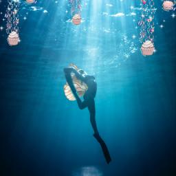 freetoedit ircunderwaterbeauty underwaterbeauty