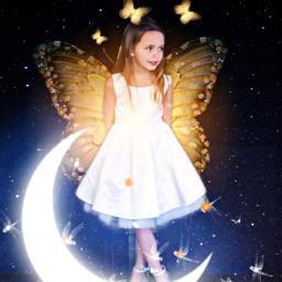 replay freetoedit angel moon fantasy fairytale