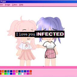 iloveyouandinfected sad