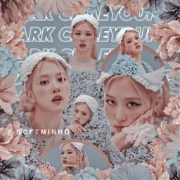 你们好 蛋头 rose parkchaeyoung chaeyoung blackpink bp kpop edit kpopedit