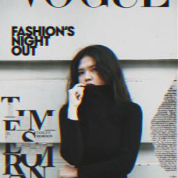 freetoedit voguemagazine vougechallenge magazine magezinecover edit editedbyme chinhanh tapchi cover blackclothes freetoeditcollection