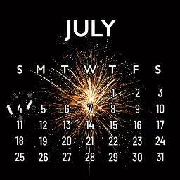 firework freetoedit srcjulycalendar2021 julycalendar2021