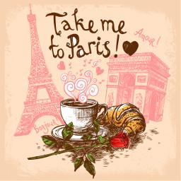 paris eiffel torreeiffel francia love amor heart