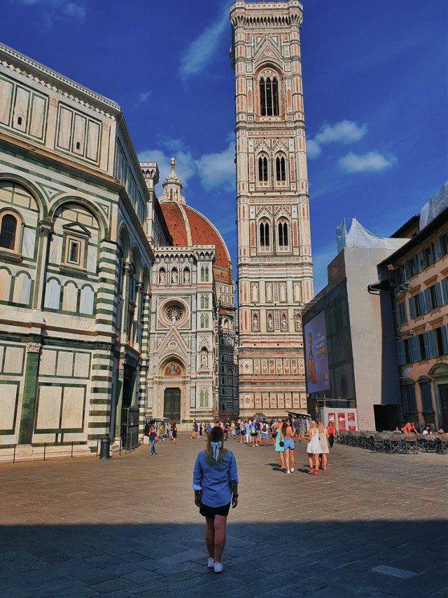 #freetoedit #travel #love #travelwithlove #firenze #italy #florence #cathedral #traveler #streetphotography #street