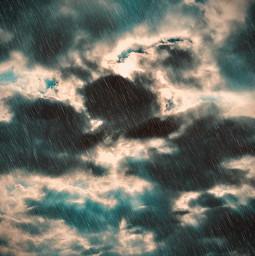 sky art photography cloudysky rain skyphotography storm artist danalakat