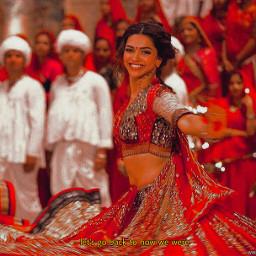 freetoedit deepikapadukone bollywood india diwali red deepikapadukonefan woman