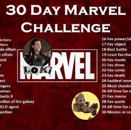 30daychallenge challenge 30daymarvelchallenge freetoedit marvel loki groot day2 marvelchallenge marvelfan