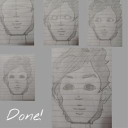 art face person tutorial