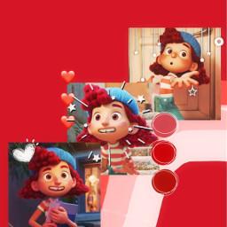 freetoedit giuliamarcovaldo giulia luca pixar pixarluca lucawallpaper disneywallpaper