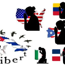 freetoedit soscuba puertorico venezuela republicadominicana unitedstates italy