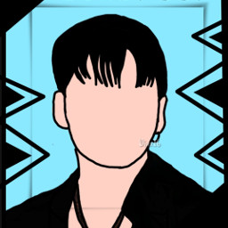 ptd permissiontodance bts army jungkook ipurpleyou black maknae btsjungkook drawing outline aesthetic