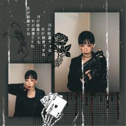 freetoedit psycho interesting kpop taeyeon snsd