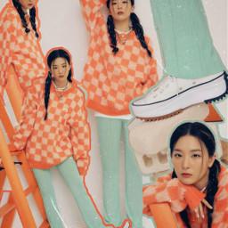 sulgi redvelvet kpop interesting fashion vogue elle
