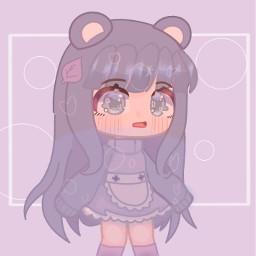 soft edit gachaclub cute