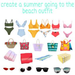 creative createyourown outfit beach styleing swimsuit bikini trendy aesthetic freetoedit