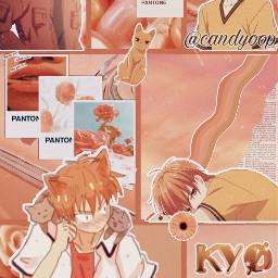 freetoedit kyo kyofruitsbasket anime kyowallpaper happybirthday wallpaper kyofruitbasket fruitbasket fruitbaskets fruitbasketanime