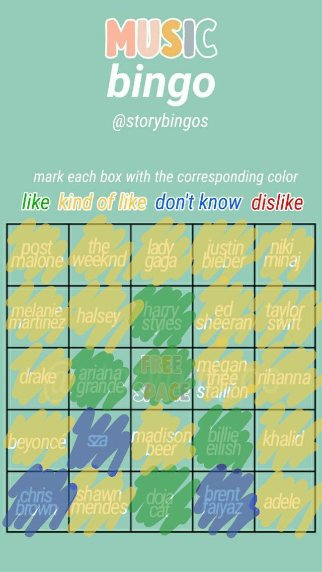 yes i love most music! i only dislike slow songs, but i can live with it. 😝 but i got two bingos haha  @rose_the_ripper @hgw_windra @enjoy_these_edits @tay_ashxx @ahsokatanokbo13 @brownninjaispog @the_gopher8 @ezthepotato @cami6310 @fals_editz @-coldest- @the_lone_leopard @potato_dude_edits @cheetah_edits12 @rustylens_lego_edits @bunyninja   #music