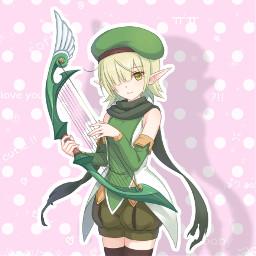 aoi aoiedit aoipfp aoiicon aoiwallpaper animecore softie softiecore animeedit kawaiicore princessconnect princessconnectredive elf archer elfgirl