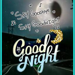 goodnight night