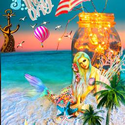 freetoedit seatreasure sealife masonjars summersand waves awayfromhome islandlife islandbeauty shells ircthemagicjar themagicjar