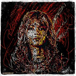 halleberry portrait johnwick freetoedit