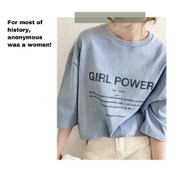 girlpower anonymouswomen