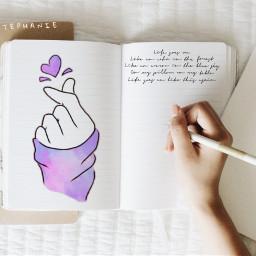 freetoedit madeby creatorstephanie interesting notebook drawing writting heart