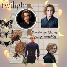 jasperhale jasper twilight freetoedit