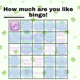 remixed bingo freetoedit