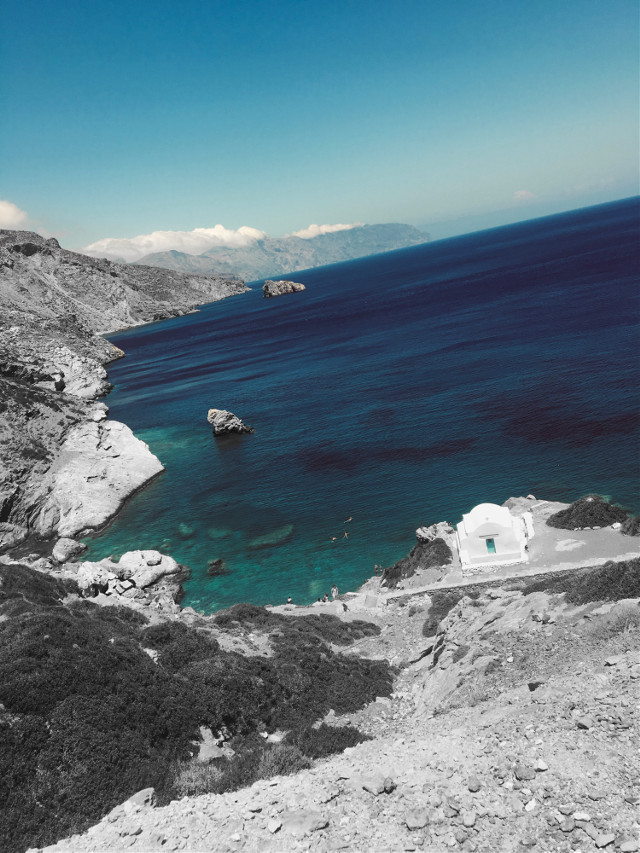 #greece #ocean #myownpic