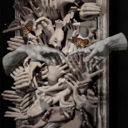 hands freetoedit rcrenaissancehands renaissancehands