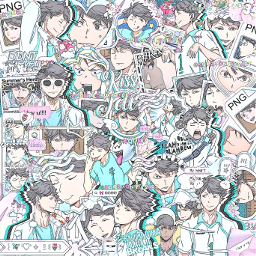 oikawa happybirthday oikawatoru haikyuu anime animeboy oikawahaikyuu haikyuuedit complexedit myedit aobajohsai animeguy animecomplexedit  ྀᵎ animecomplexedit