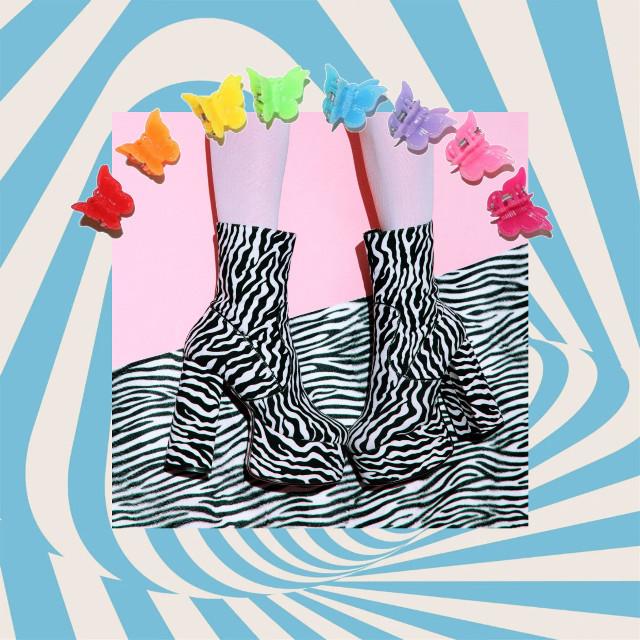 #90s #zebra #boots #illusion #geometry #privetsasha #нулевые #2000 #y2k #девяностые #геометрия #коллаж #collage #freetoedit #фоны #backgrounds