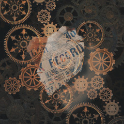 oldnewspaper steampunk freetoedit