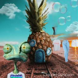 tshirt rango pineapple bobesponja fantasia trashier cocacola jeans camisetabranca divertido freetoedit ircdesignthetee2021 designthetee2021