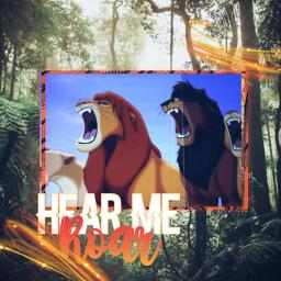 freetoedit roar leon reyleon