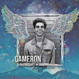freetoedit cameronboyce angel rip ripcameronboyce