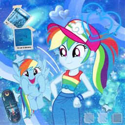 freetoedit rainbowdash mylittlepony equestriagirls mlp mlpeg mlpeqg mlprainbowdash srcgentlebluestars gentlebluestars