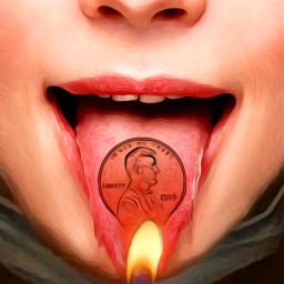 freetoedit taste radiation penny burn cancer journey fx madewithpicsart parietalimagination